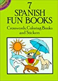 Dover: Spanish Fun Books