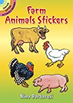 Farm Animals Stickers (Dover Little Activity…