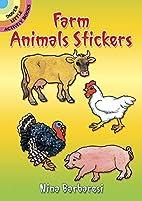 Farm Animals Stickers (Dover Little Activity…