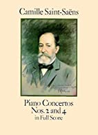 Piano Concertos Nos. 2 and 4 in Full Score…