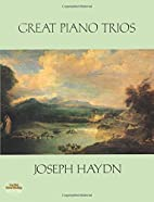Great Piano Trios by Joseph Haydn