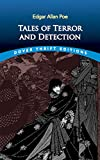 Edgar Allan Poe: Tales of Terror and Detection (Dover Thrift Editions)