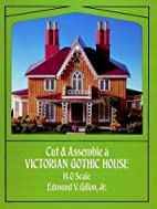 Cut & Assemble Victorian Gothic House by…