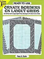Ready-to-Use Ornate Borders on Layout Grids…