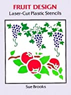 Fruit Design Laser-Cut Plastic Stencils by…