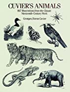 Cuvier's Animals: 867 Illustrations…