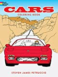 Petruccio, Steven James: Cars Coloring Book (Dover Coloring Books)