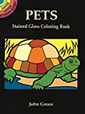 Green, John: Pets Stained Glass