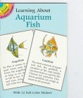 Steven James Petruccio: Learning About Aquarium Fish (Dover Little Activity Books)