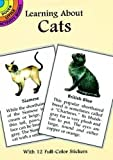 Steven James Petruccio: Learning About Cats (Dover Little Activity Books)