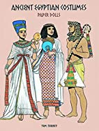 Ancient Egyptian Costumes Paper Dolls…