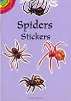 Spiders Stickers by Lisa Bonforte