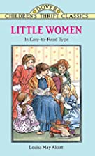 Little Women (Children's Thrift Classics) by…