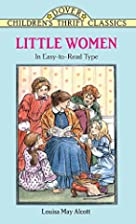 Little Women: An Annotated Edition by Louisa…