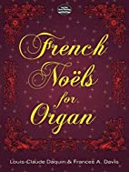 French noëls for organ by Louis-Claude…