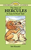 Blaisdell, Bob: The Story of Hercules (Dover Children's Thrift Classics)