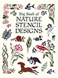 Dover: Big Book of Nature Stencil Designs