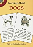 Green, John: Learning About Dogs (Learning about Books (Dover))