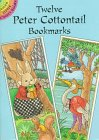Stewart, Pat: Twelve Peter Cottontail Bookmarks