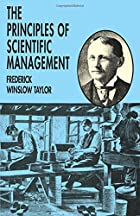 The Principles of Scientific Management by…