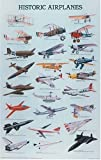 Dover: Historic Airplanes Poster (Posters)