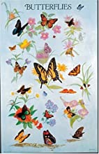 Butterflies Poster (Posters) by Dover…