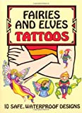 Marty Noble: Fairies and Elves Tattoos (Dover Tattoos)