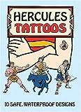 Petruccio, Steven James: Hercules Tattoos (Dover Tattoos)
