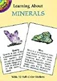 Barlowe, Sy: Learning About Minerals (Learning about Books (Dover))