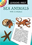 Sy Barlowe: Learning About Sea Animals (Dover Little Activity Books)