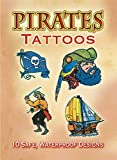 Petruccio, Steven James: Pirates Tattoos (Dover Tattoos)