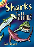 Sharks Tattoos (Temporary Tattoos) by Jan…
