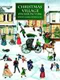 Petruccio, Steven James: Christmas Village Sticker Picture