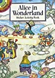 Marty Noble: Alice in Wonderland Sticker Activity Book (Dover Little Activity Books)