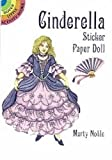 Noble, Marty: Cinderella Sticker Paper Doll (Dover Little Activity Books Paper Dolls)