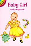 Noble, Marty: Baby Girl Sticker Paper Doll (Dover Little Activity Books)