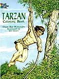 Burroughs, Edgar Rice: Tarzan Coloring Book (Dover Classic Stories Coloring Book)