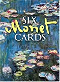 Monet, Claude: Six Monet Cards (Dover Postcards)