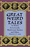 Joshi, S. T.: Great Weird Tales