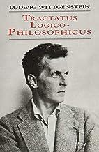 Tractatus logico-philosophicus by Ludwig…