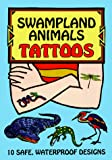Petruccio, Steven James: Swampland Animals Tattoos