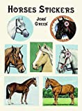 Green, John: Horses Stickers