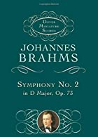 Symphony No. 2 in D Major, Op. 73 (Dover…