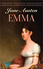 Emma (Dover Thrift Editions) by Jane Austen