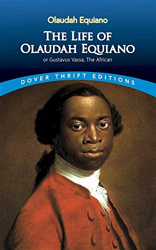 the-life-of-olaudah-equiano-dover-thrift-editions