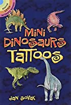 Mini Dinosaurs Tattoos by Jan Sovák
