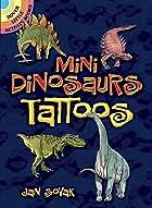Mini Dinosaurs Tattoos by Jan Sovák