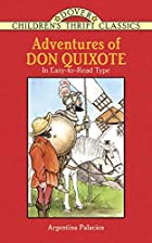 Adventures of Don Quixote by Argentina…