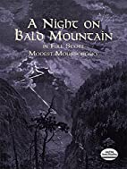 A Night on Bald Mountain in Full Score by…
