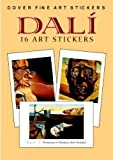 Dali, Salvador: Dali: 16 Art Stickers